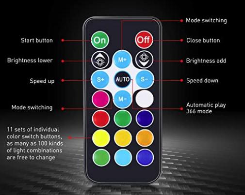 rgb-fan-remote-control