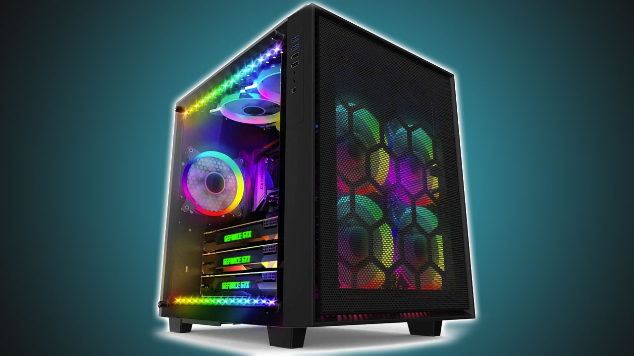 anidees-ai-crystal-cube-gaming-case-review