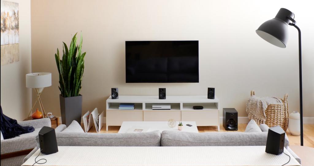 logitech-5.1-surround-sound-speakers