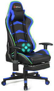 goplus-massage-gaming-chair-with-led-light