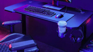 aukey-ergonomic-gaming-desk-review