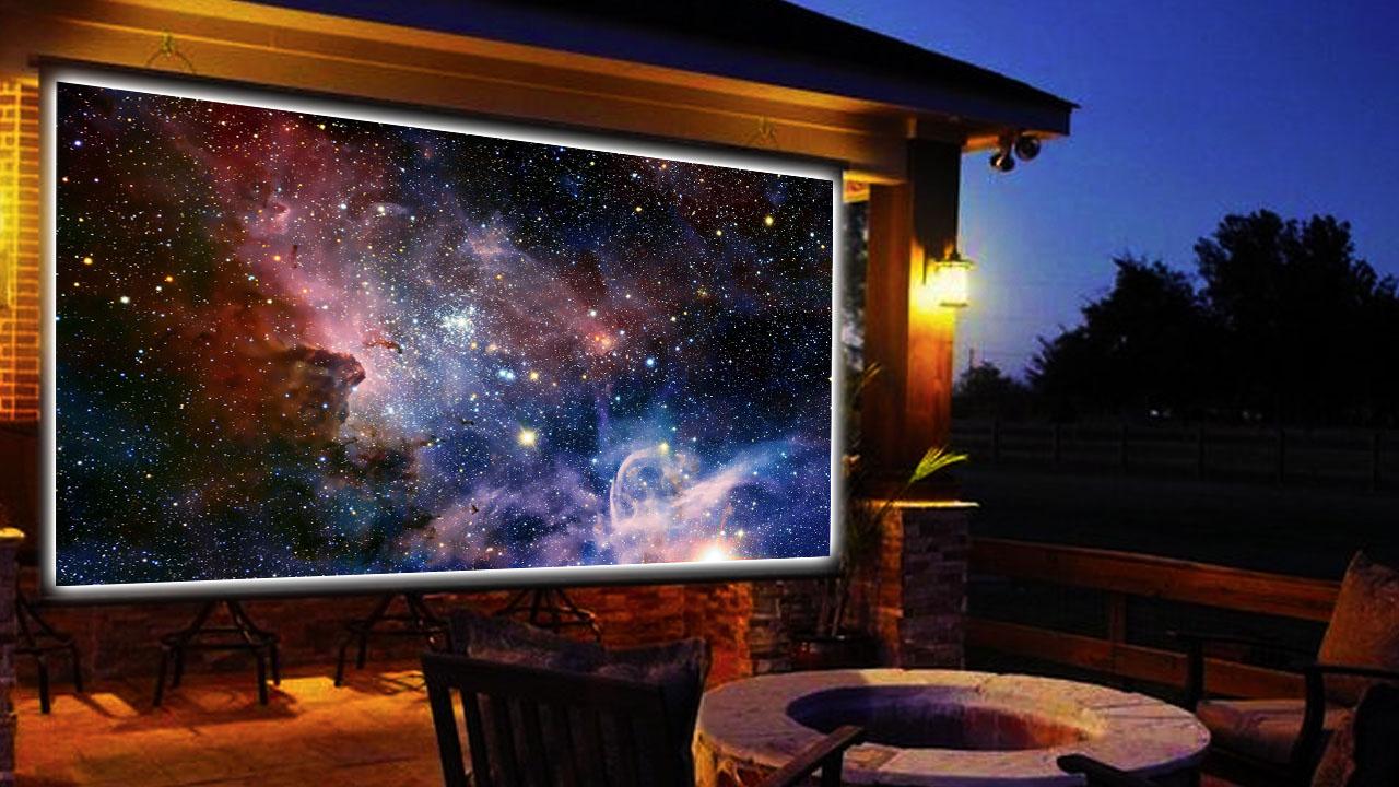 best-outdoor-movie-projector
