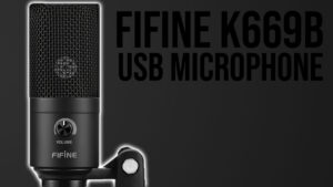 fifine-k669b-usb-microphone-review